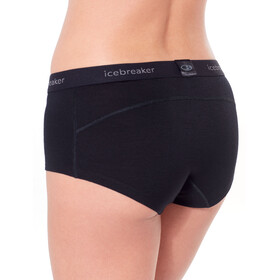 Icebreaker 200 Oasis Boy Shorts Damen black